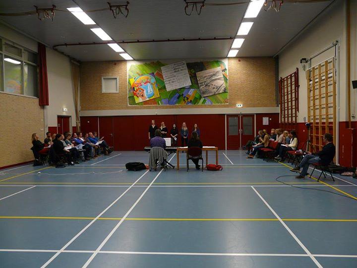 Audities bij Musicalvereniging Abbekerk …Traditionele avond vol zweet en spann…