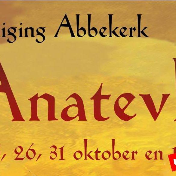 Premiere Anatevka, de musical.