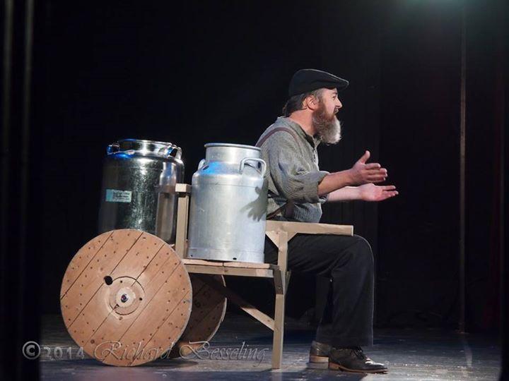 Foto's gemaakt tijdens  de voorstelling door Richard Besseling.