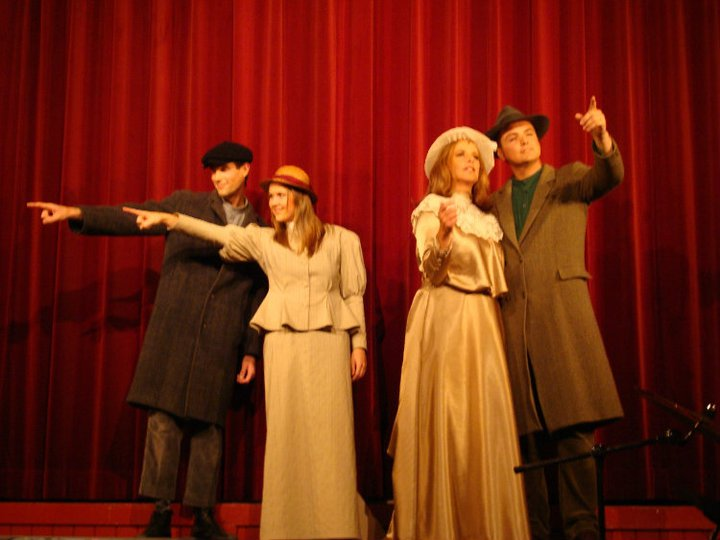 "AZOV Musicals added 7 new photos to the album: Voorstelling ""Hello Dolly' (2007)…"