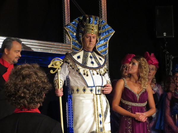 AZOV brengt Aida, zonder franje, puur talent…